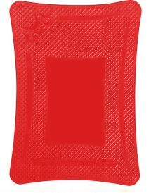 SPIDERPAD® 010 Rot